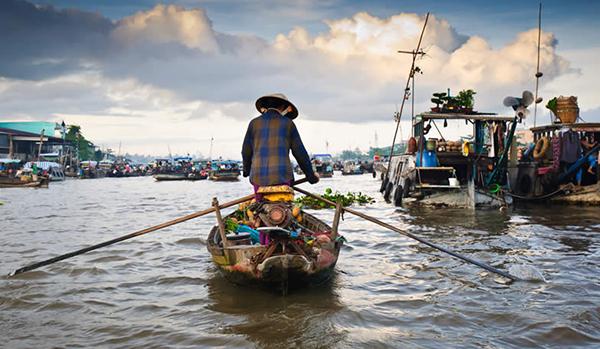 RV Mekong Pandaw Saigon Phnom Penh short cruise 4 days