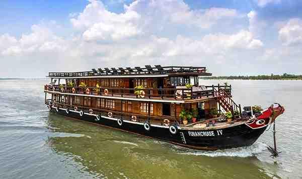 Funan Cruise Mekong Delta