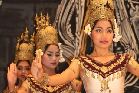 Apsara in Cambodia