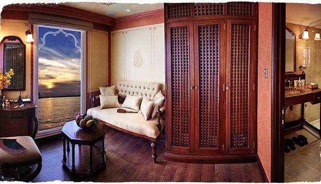 Jahan Deluxe room