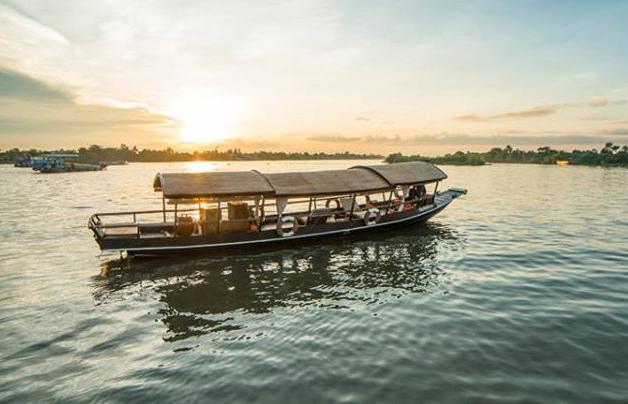 Cai Be princess Mekong Boat