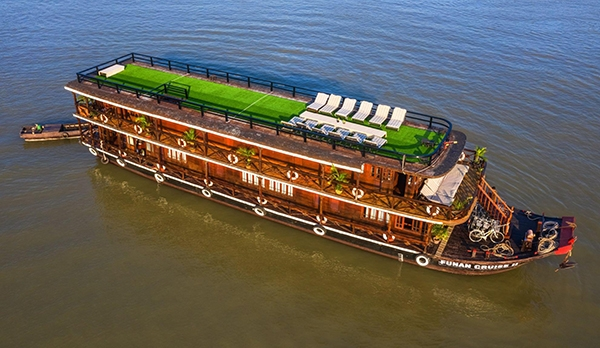 Mekong Delta 3 day Cruise Cai Be - Sa Dec - Can Tho by Funan Cruise
