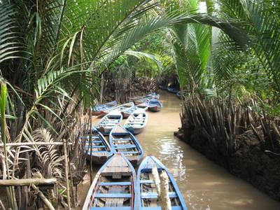 Mekong Delta to Phnom Penh