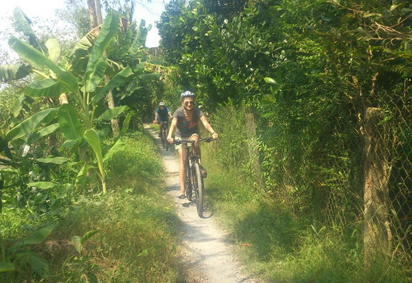 Cycling Mekong 1 day - Pristine Ben Tre