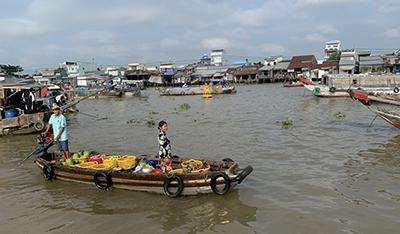 Ho Chi Minh – Mekong Delta – Phu Quoc Vacation