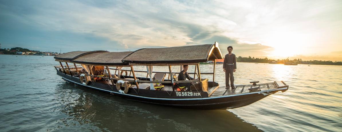 Cai Be Princess Mekong Delta Boat