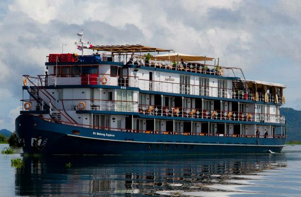 The Jahan Cruise Heritage Line