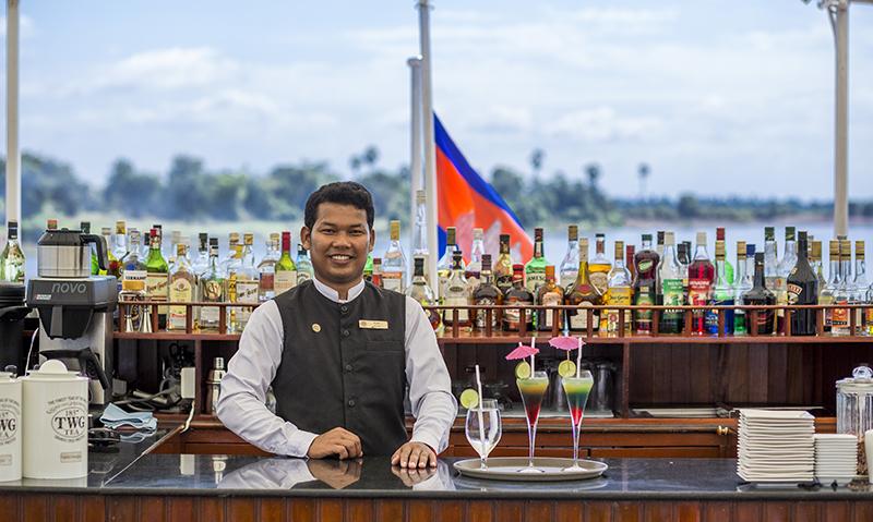 Sundeck Bar