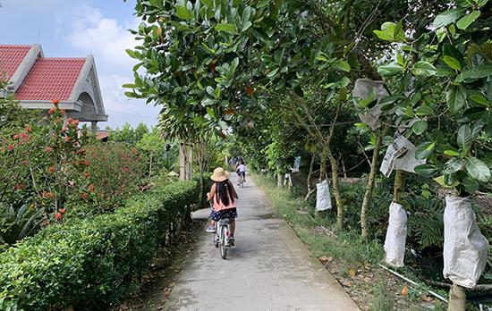 Cycling mekong tour