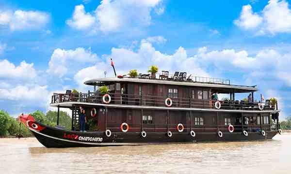 Le Cochinchine river Cruise Mekong