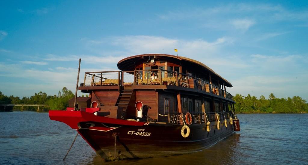 Bassac Mekong Cruise