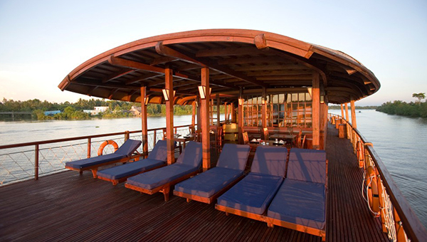 Bassac Cruise Mekong 2 days : Can Tho - Cai Be