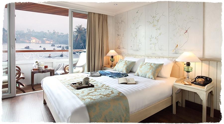 Jayavarman Cruise Cabin