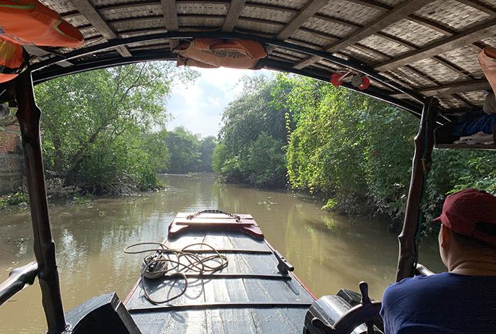 Boat Trip Vinh Long