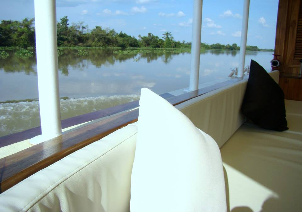 Co Saigon River Yatch to Can Gio