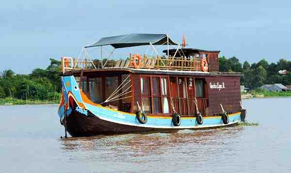 Geck Eyes Cruises, Mekong River Cruises