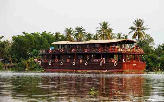 Bassac Cruise Mekong river